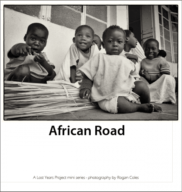 African Road Photo eBook cover