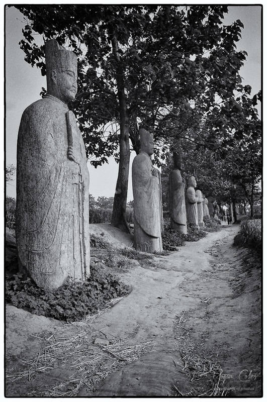 Song Dynasty tomb sculptures