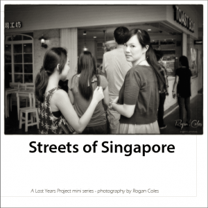 Street of Singapore Photo eBook cover