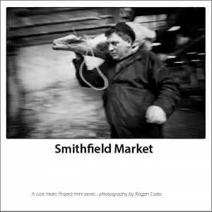 Smithfield Market Photo eBook cover