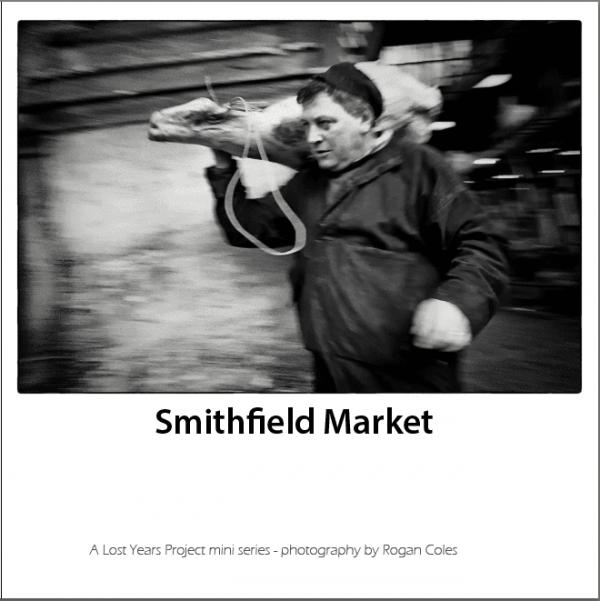 Smithfield Market Photo eBook cover